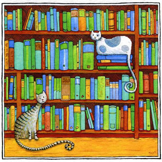 Literary Felines