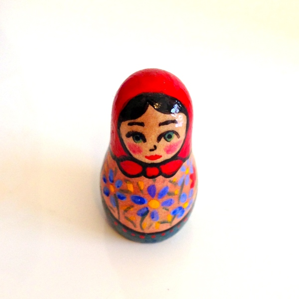 The smallest babushka