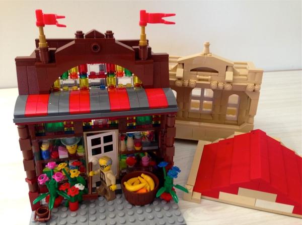 Modular general store.